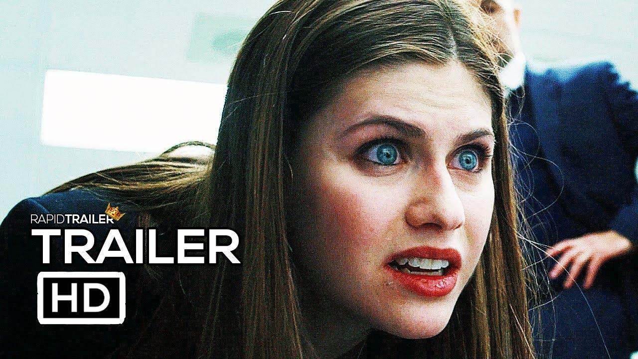 NIGHT HUNTER Official Trailer (2019) Alexandra Daddario, Henry Cavill Movie HD