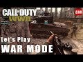 CoD:WWII  | マルチプレイヤー「ウォーモード」プレイ映像 - チームワークが重要な新モード | EAA