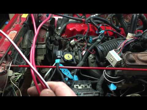 Jeep 4 0 Wiring Harness Swap - Wiring Diagrams Hidden Jeep Wiring Harness Diagram on
