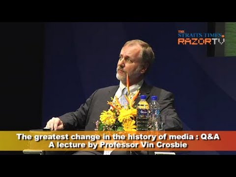 The future of newspapers in Asia (The Great Media Revolution Pt 12)