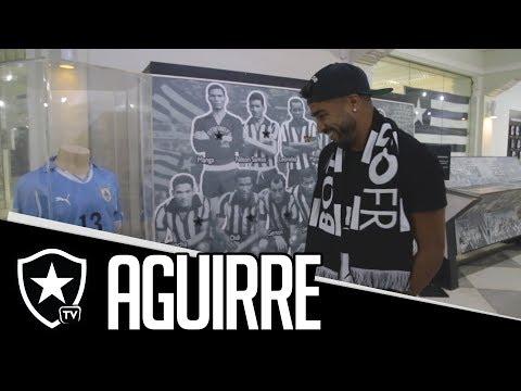 Primeiros passos de Aguirre no Botafogo