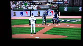Tutorial on Major League Baseball 2K12