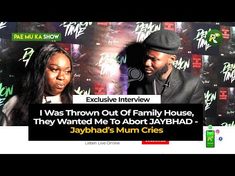 I Was Thrown Out Of Family House, They Wanted Me To Abort JAY BAHD - Jaybahd's Mum Cries