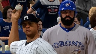 MLB 15 The Show - Road To The Show #19 - Facing A-Rod*