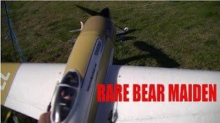 Hobbyking Rare Bear Maiden - keep an eye on it !!