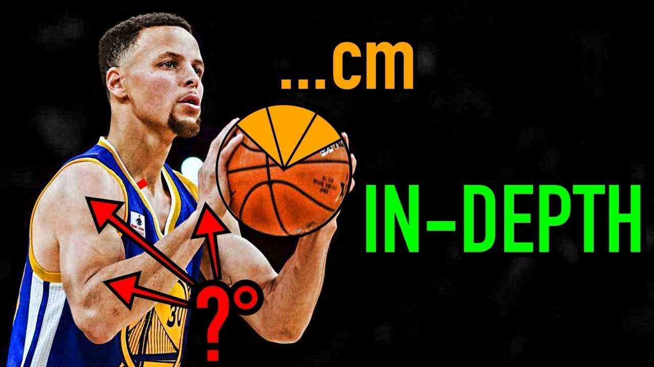 1944b6f1 How YOU Can Shoot Like Steph Curry: Is It Even Possible??? - YouTube
