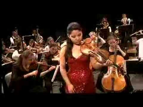 Sarah Chang plays Bruch - 3rd Movement