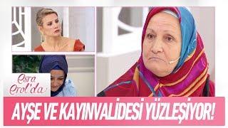 Kanser hastası Ayşe, kayınvalidesi ile yüzleşiyor - Esra Erol'da 11 Eylül 2018