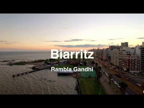 Biarritz blue hours (4K)