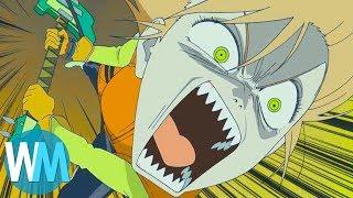 Top 10 Anime That Make No Sense