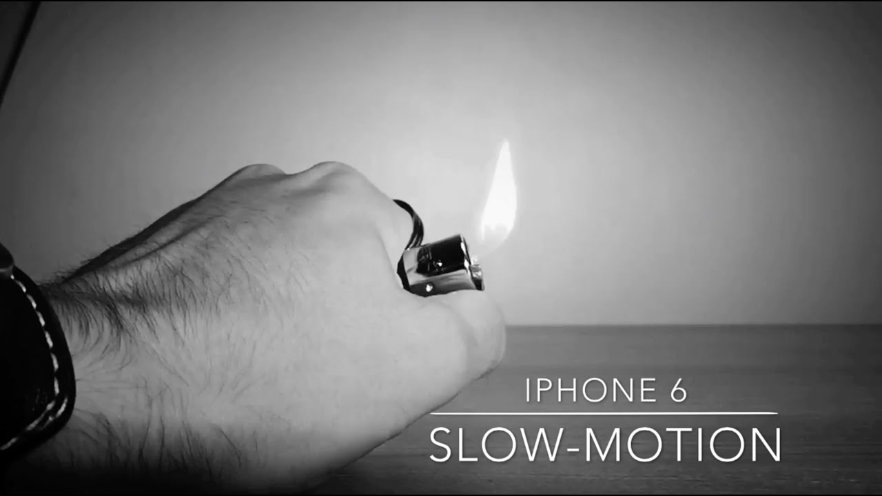 iphone slow motion iphone 6 motion 240fps 3949