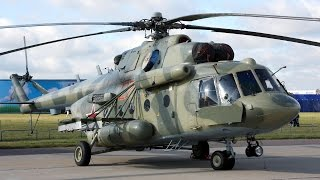 В Сирии сбили очередной Российский Вертолет МИ-8