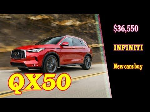 2019 infiniti qx50 essential | 2019 infiniti qx50 0-60 | 2019 infiniti qx50 test drive