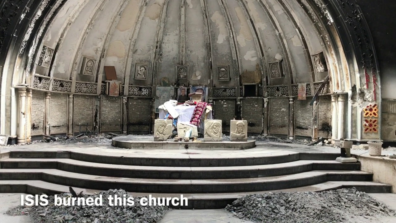 After ISIS, Churches in Iraq