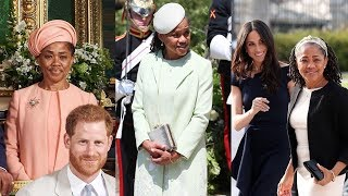 Doria Ragland Fashion Style After Becoming The British Royal Family in Laws