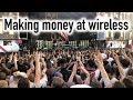 London Hacks - Making money at Wireless Festival 2018