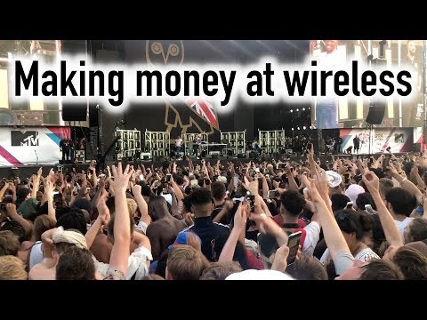 London Hacks - Making money at Wireless Festival 2018 Mp3
