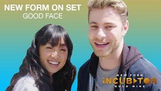 Video Cameron Fuller & Alice Lee in Good Face | NEW FORM ON SET | Incubator Gold Mine download MP3, 3GP, MP4, WEBM, AVI, FLV Februari 2018