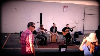 Sentinel - San Francisco Fisherman's Wharf Street Performance with Trio - John H. Clarke