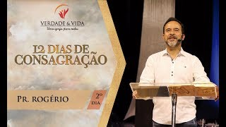 CULTO CONSAGRAÇÃO 12 DIAS // DIA 2 2019