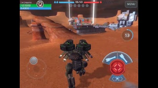 My Walking War Robots and Other Various Games Stream
