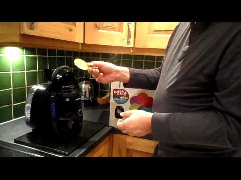 how to clean water input on tassimo t55