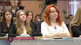 TV7 - Президентский урок