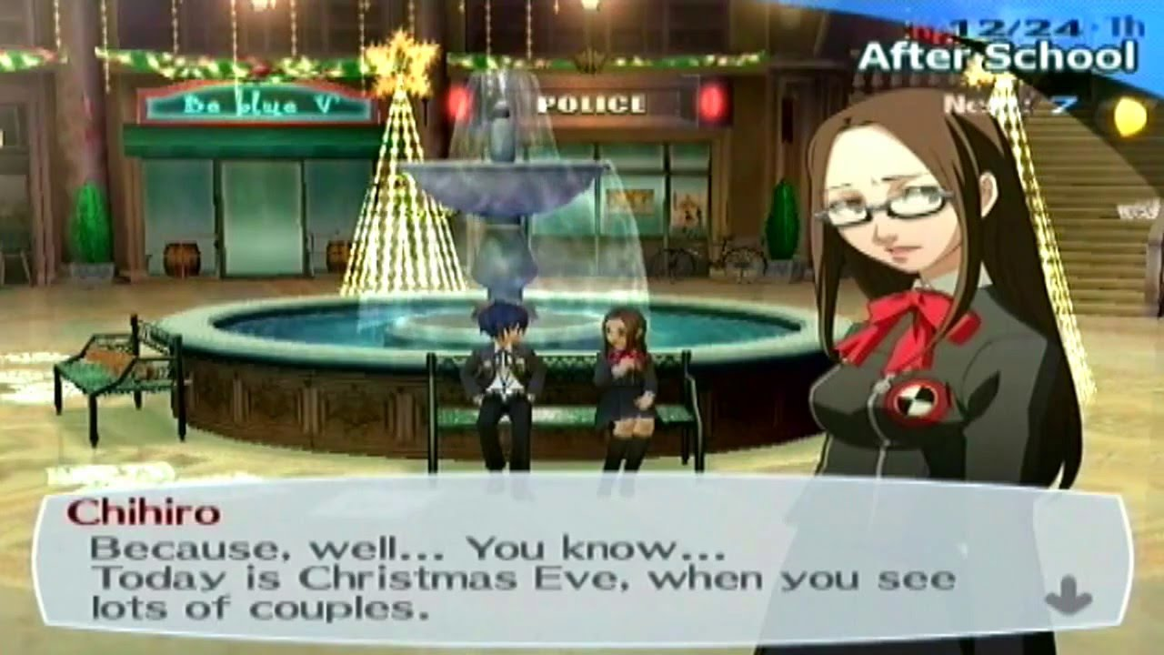 Persona 3 dating gifts for women