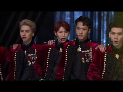 161116 VIXX (빅스) - The Closer&Fantasy 2016 Asia Artist Awards