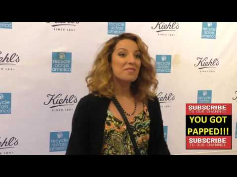 Vanessa Lengies at Nikki Reed Unveils Earth Day Partnership With Kiehl's For Recycle Across America