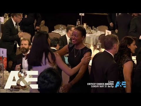 2015 Critics' Choice Television Awards LIVE Sunday May 31 | A&E