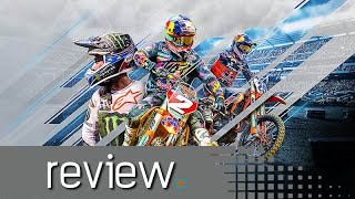 Monster Energy Supercross: The Official Videogame 3 Review - Noisy Pixel (Video Game Video Review)