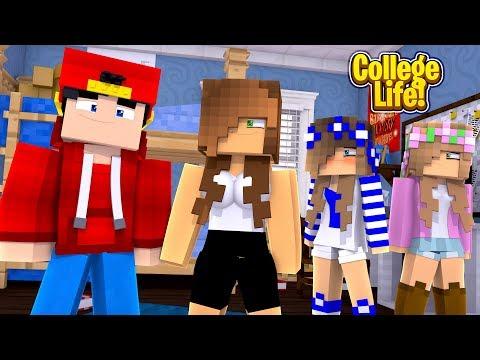 ROPO RUNS OFF WITH OUR TEACHER! w/Little Carly and Little Kelly (Minecraft Roleplay).