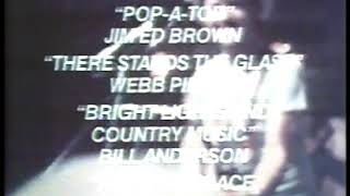 Music 1979 Commercial For Bright Lights & Country Music