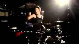 노민우(No MinWoo) - Heartbeat  recording for Pasta (playing drums)