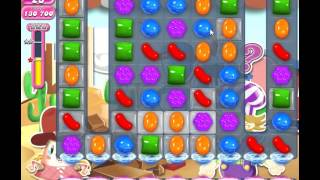 Candy Crush Level 451 - 2 Stars - No Boosters