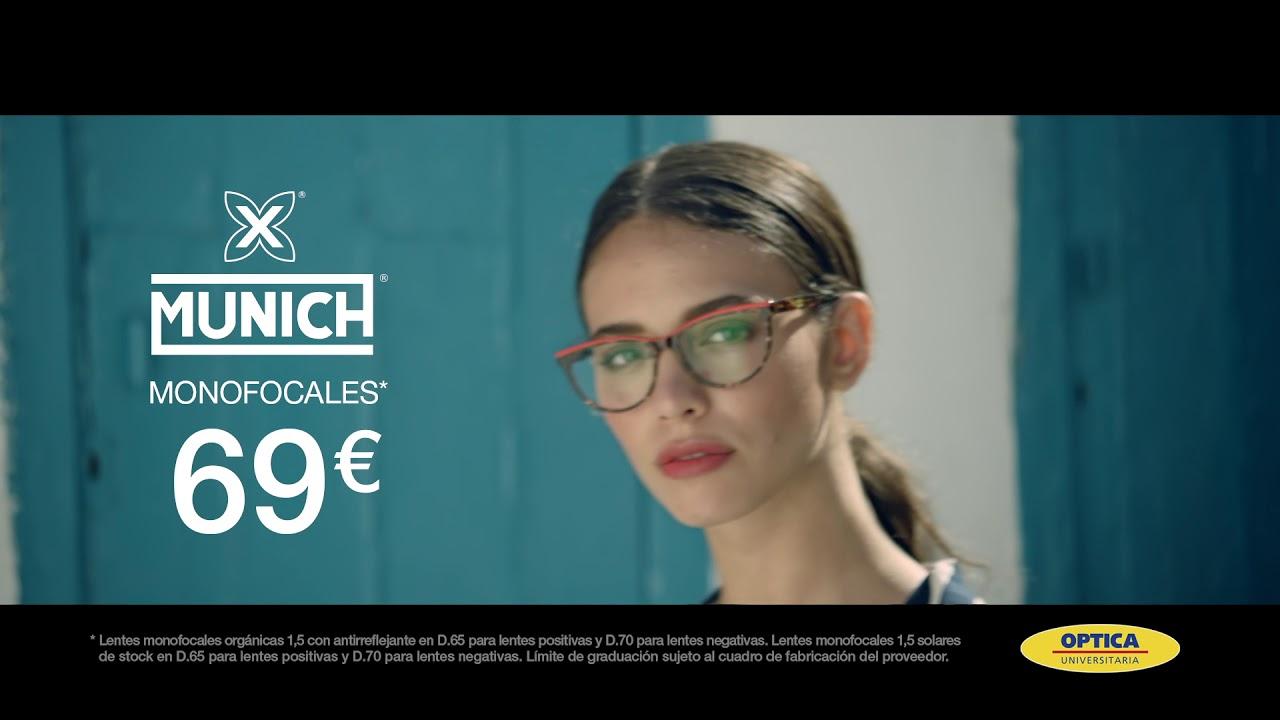 600dade09d81e Campaña de Verano - Gafas de sol graduadas - Munich. Optica Universitaria