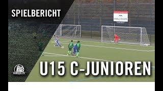 Niendorfer TSV U15 - SV Werder Bremen U15 (15. Spieltag, C-Regionalliga)
