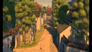 Kung Fu Panda 2 - český trailer