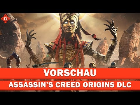 Assassins Creed Origins: Der Fluch der Pharaonen | Vorschau thumbnail