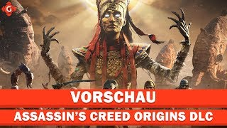 Assassins Creed Origins: Der Fluch der Pharaonen | Vorschau