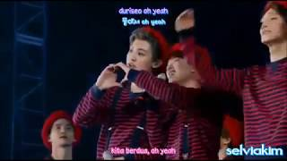 [RE-UPLOAD] EXO - XOXO INDOSUB {LIVE CONCERT}