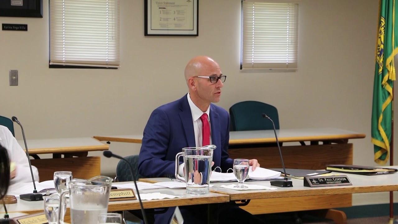 New leadership at Wenatchee School District