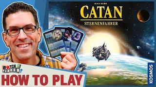 Catan: Starfarers - How To Play
