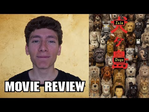 Isle of Dogs (2018) [Animated Adventure Movie Review]