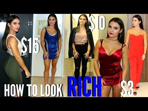 How To Make CHEAP CLOTHES Look EXPENSIVE + Make Your Wardrobe Look EXPENSIVE