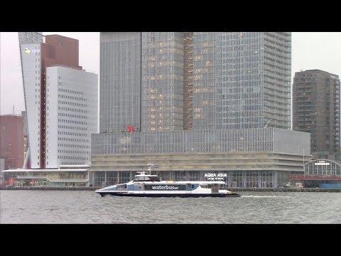 Inland Shipping Rotterdam - the Netherlands
