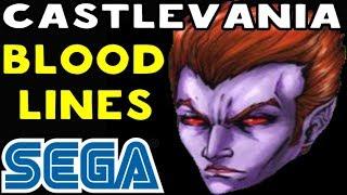ПРОХОЖДЕНИЕ НА СЕГА - Castlevania: Bloodlines