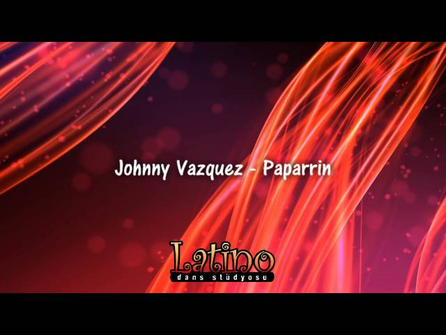 Johnny Vazquez - Paparrin