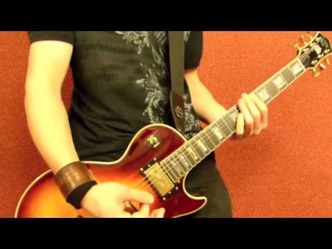 Halestorm - Bad Romance (Guitar Cover)
